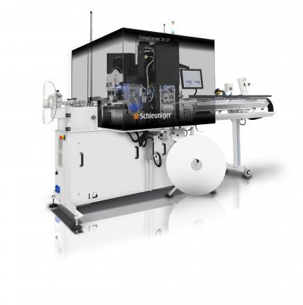 Wire Sching Machine   Schleuniger North America