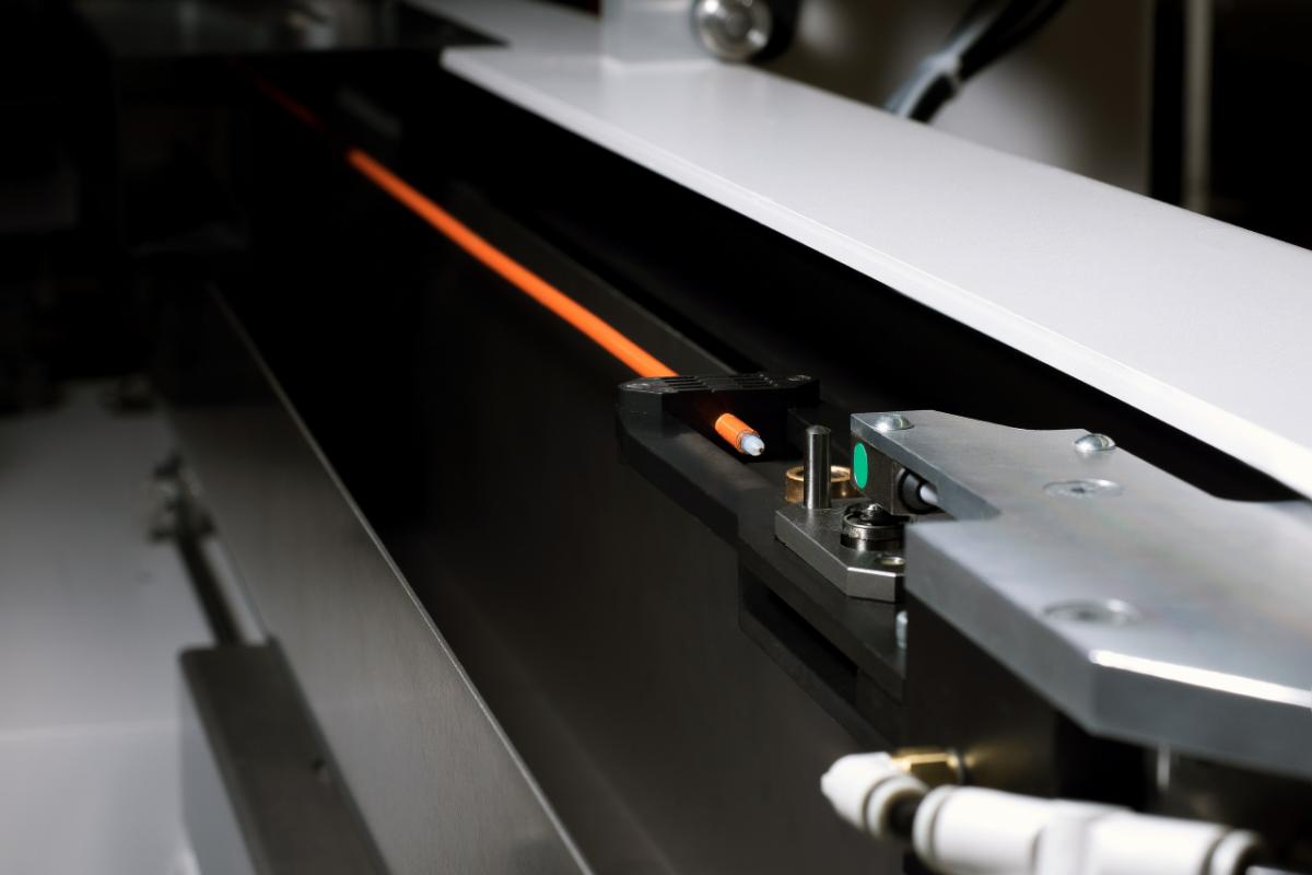 CoaxCenter 6000 Cable Shield Processing