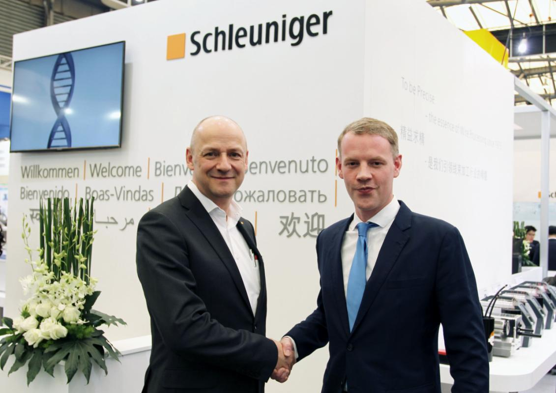 Schleuniger And Dksh Expand Their Cooperation In Asia Wiring Harness Jobs Singapore